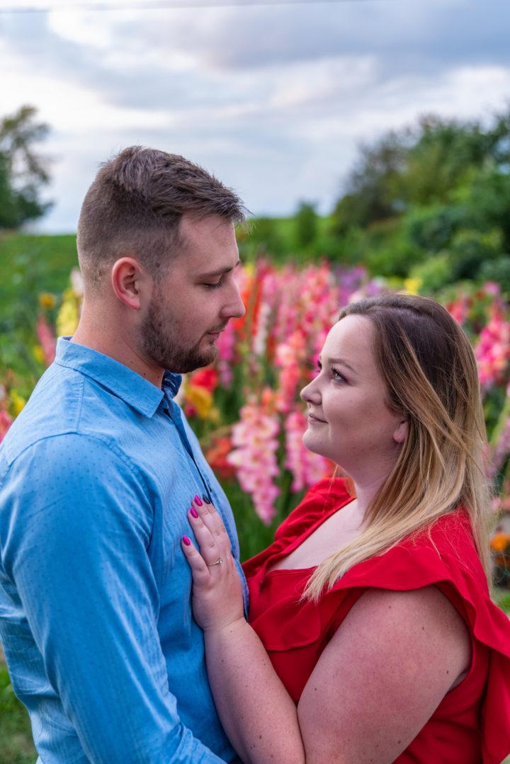 Sesja narzeczeńska – Ula & Adrian